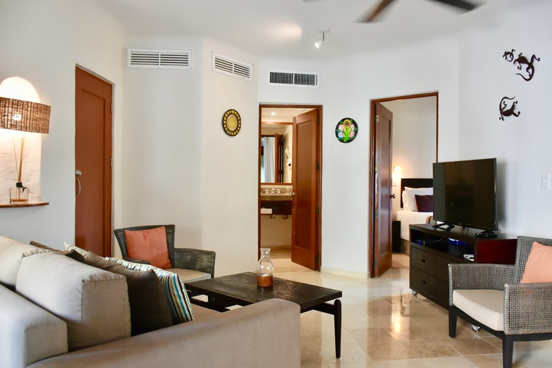 Playa Palms Beach Hotel Playa Palms 307, 1 Bdrm Suite Ocean View