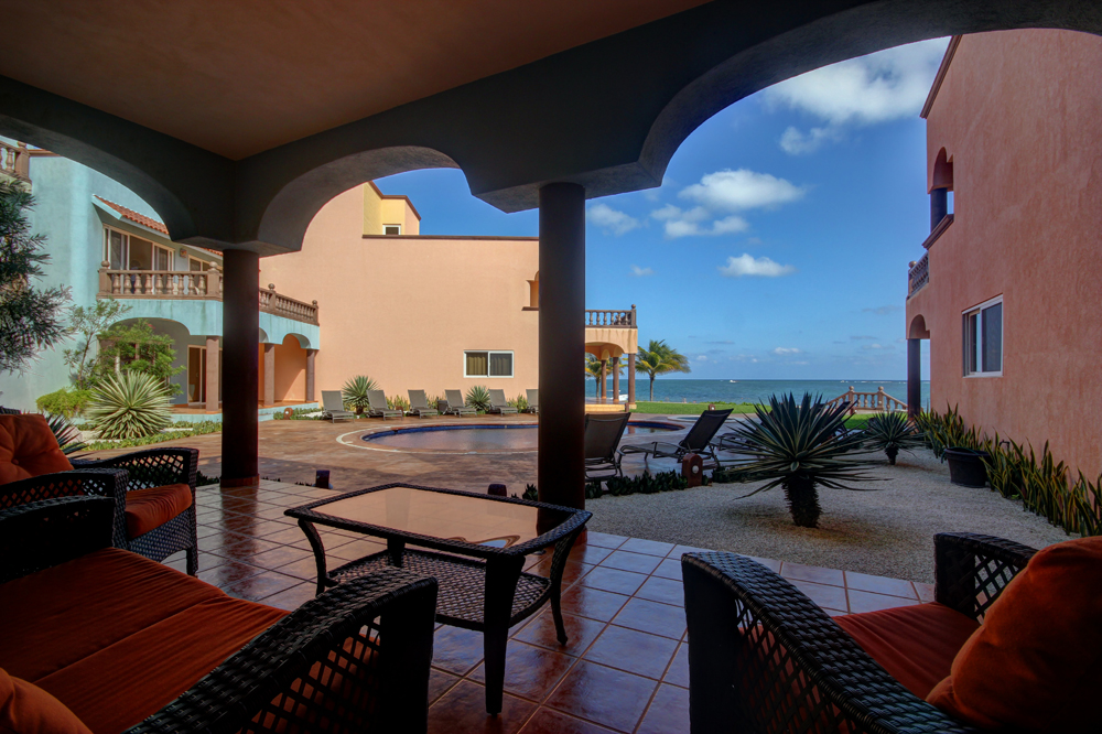 211043 - 3 Bedroom Oceanfront Condo at Las Casitas photo