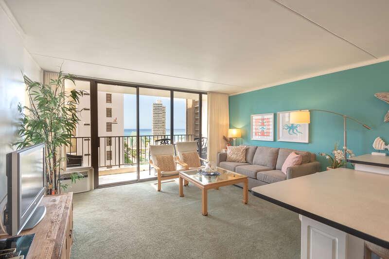 Waikiki Banyan - Tower 2 Suite 1204 photo
