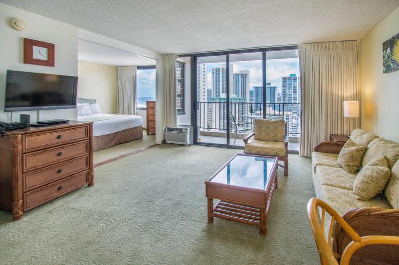 Waikiki Banyan - Tower 1 Suite 2214 photo