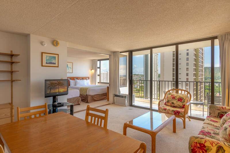 Waikiki Banyan - Tower 1 Suite 2310 photo