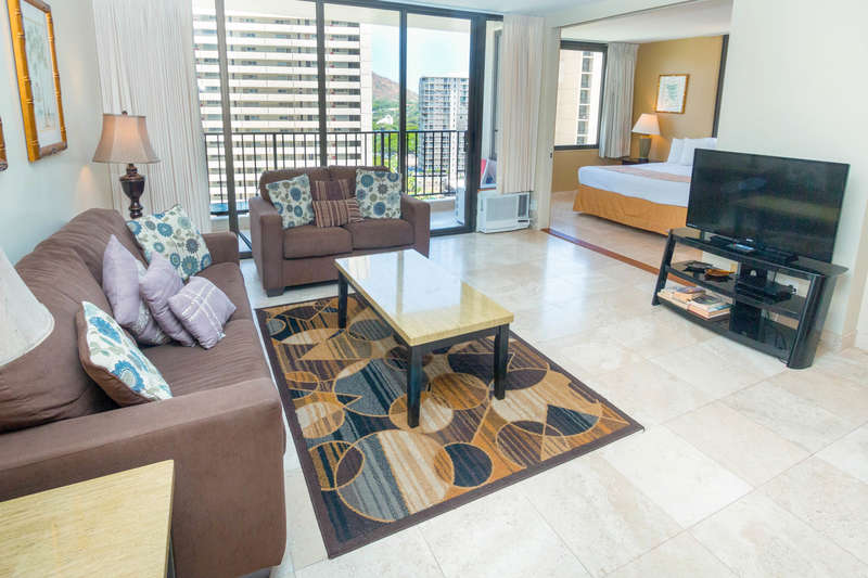 Waikiki Banyan - Tower 1 Suite 1513 photo