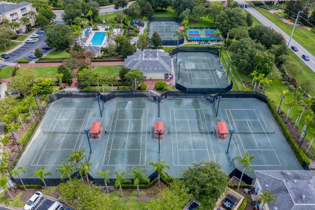 Reunion Tennis