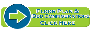 Floor Plan & Bed Configurations