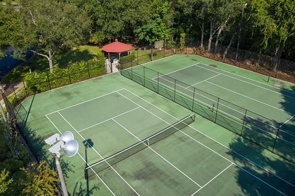 Emerald Island Tennis Courts
