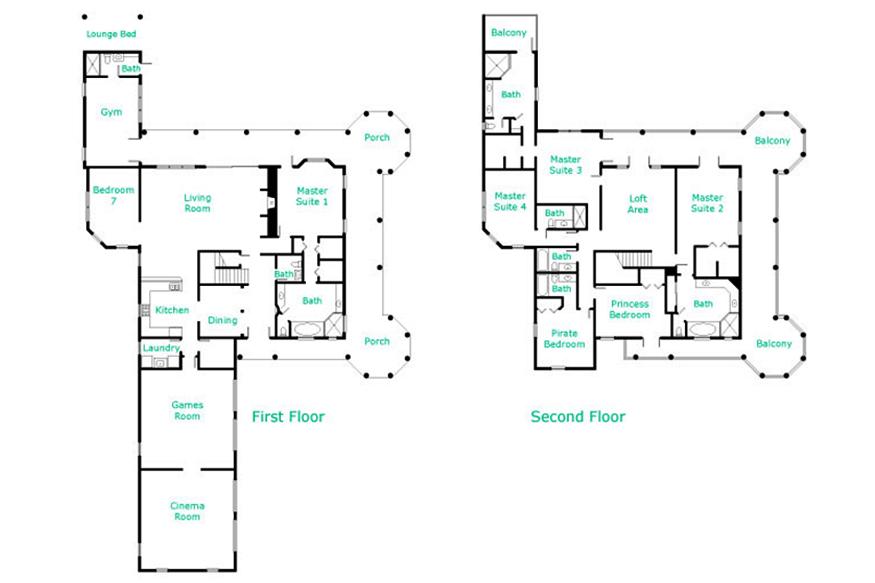 RVH_001R Floor Plan