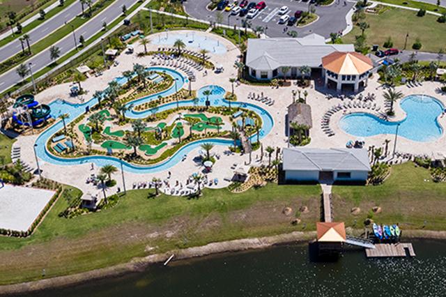 Storey Lake Resort Pool