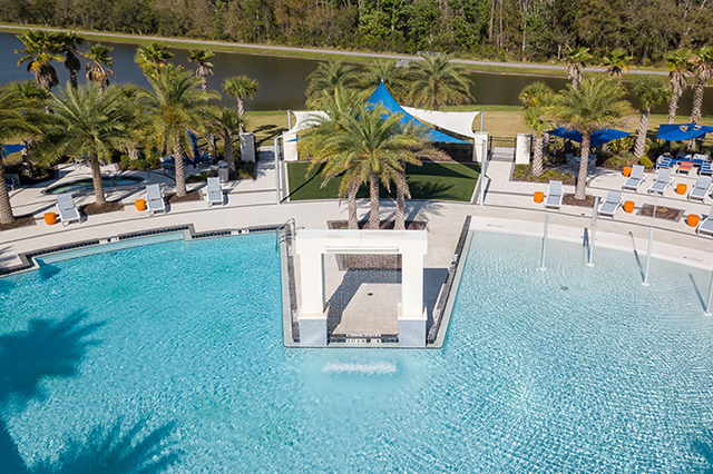 Sonoma resort Pool