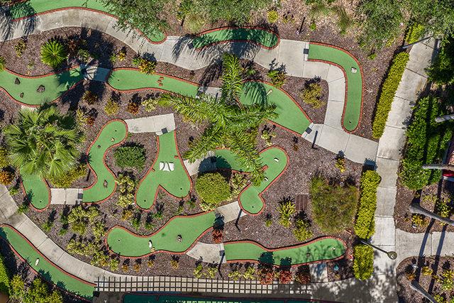Solana Resort Minigolf On-Site