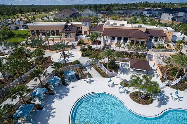Solara Resort Aerial