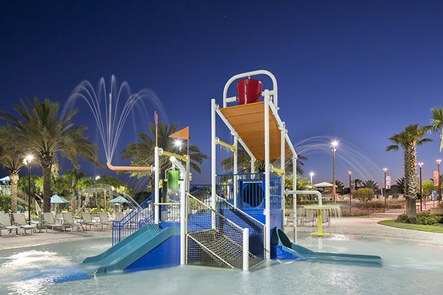Champions Gate Water Park