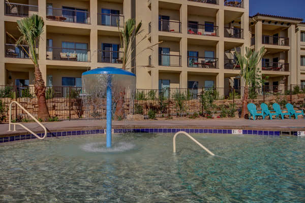 Estancia Pool Water Feature