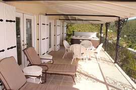 Covered Veranda off Great Room