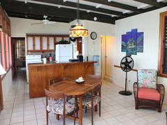 9-Dining Area and Kitchen