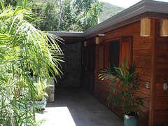 Front Entry veranda