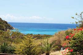 La Sirena View of the Caribbean Sea