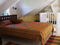 Queen Bed in Loft above Great Room