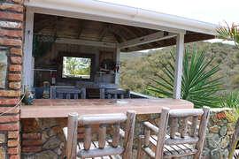 Cabana Bar Adjacent to Pool
