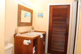 Vanity in Master Suite #1 Bath
