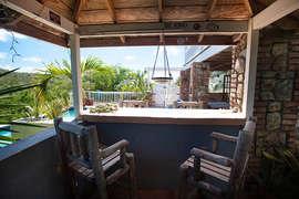 Poolside Cabana Bar