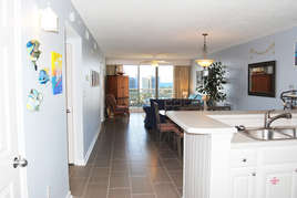 KitchenThe Terrace at Pelican Beach Resort Destin Florida Vacation Rentals