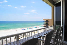 BalconyWaters Edge Resort Unit 604 Fort Walton Beach Okaloosa Island Vacation Rentals