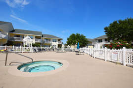 Hot TubSandpiper Cove Resort 9106 Holiday Isle Destin Florida Vacation Rentals