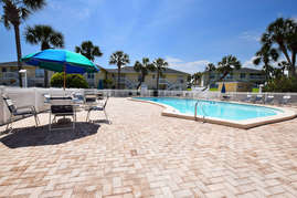 5 Pool Areas inside the ResortSandpiper Cove Resort 9106 Holiday Isle Destin Florida Vacation Rentals