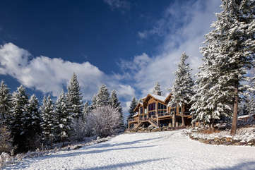 Winter -Swan Valley Lodge