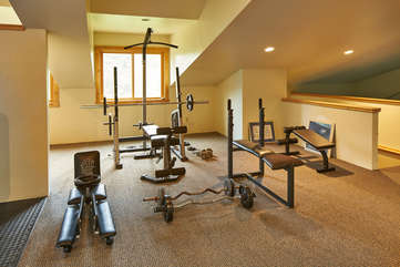 Gym and Yoga Studio -Star View Lodge